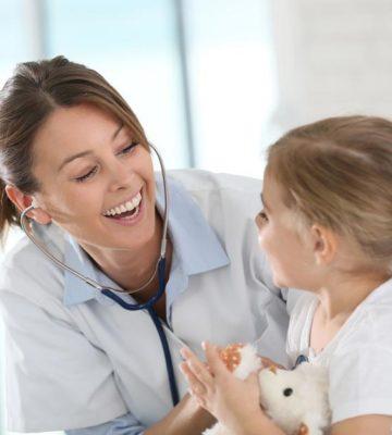 Παιδίατροι